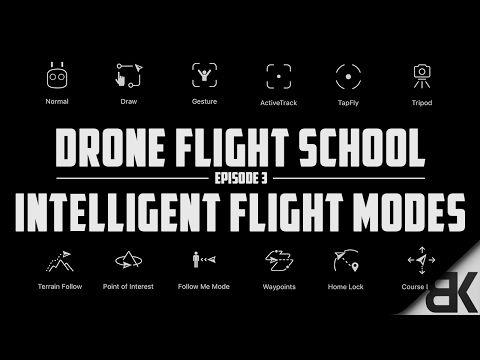 All 12 DJI Intelligent Flight Modes Explained (In-Depth Walkthrough)