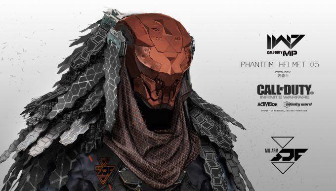 Call of Duty: Infinite Warfare Concept Art by Aaron Beck   Concept Art World