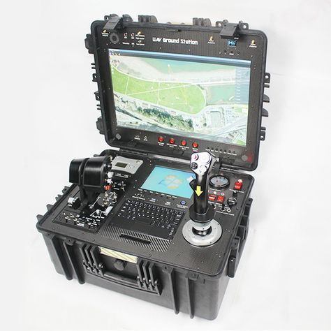 Drone Design : Wholesale New Drone Control System with 30KM Control Distance for Professional I... - DronesRate.com | Your N°1 Source for Drone Industry News & Inspiration