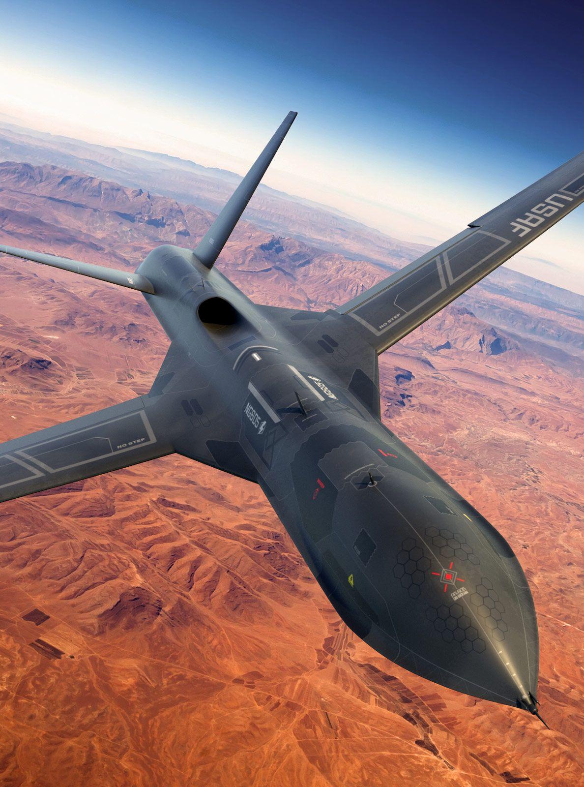 Future Military Drone