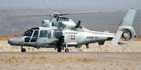 Eurocopter AS.565 Panther - avionslegendaires.net