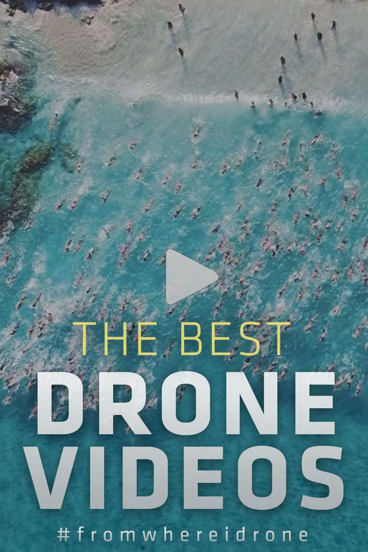 The Top 25 Drone Videos of the Year -