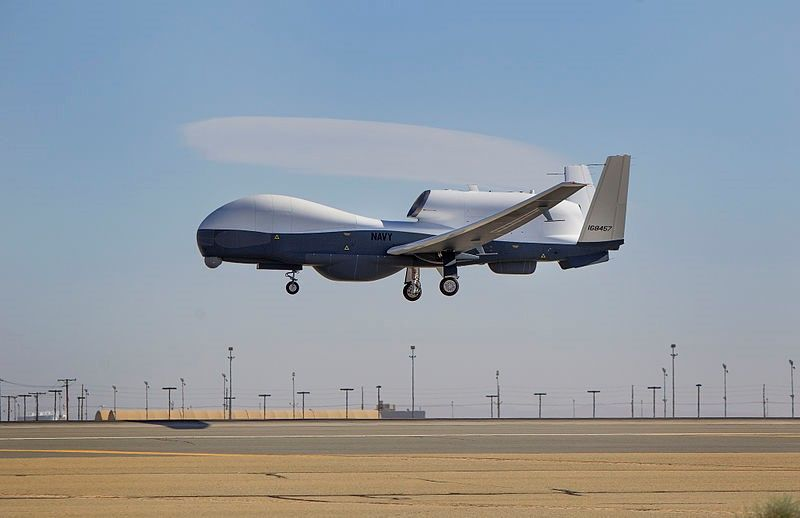 The US Navy's New Drone is Absolutely Mammoth by KyleMaxey