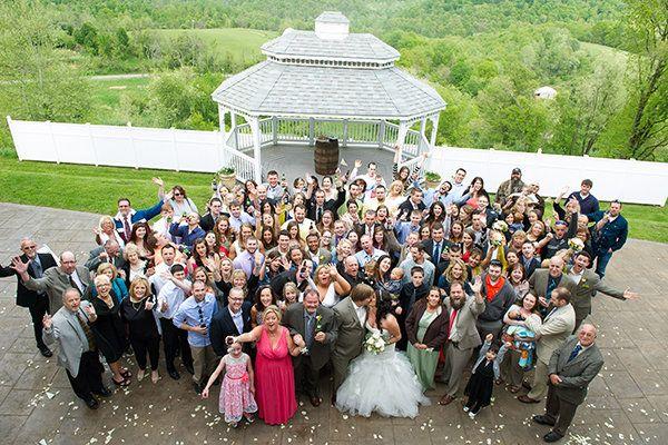 50 Fun Family Photos to Take at Your Wedding