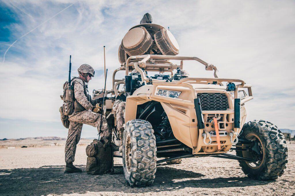New Counter Drone Strategy Hits Esper's Desk - Breaking Defense